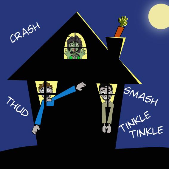 zombie-house