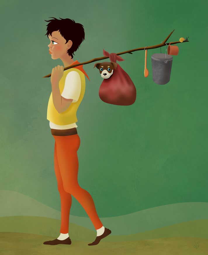 Boy-with-bindle