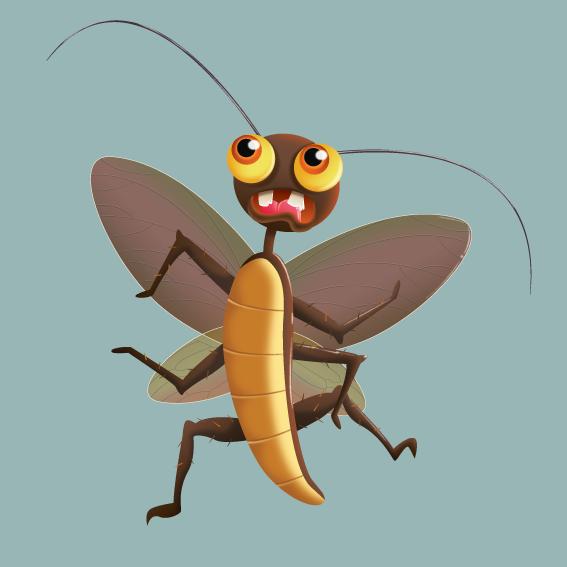 cockroach_vector